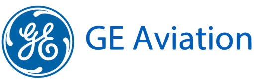 The GE aviation logo — the word GE Aviation next to the blue GE monogram. GE Aviation is a .NET customer.
